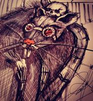 Rat by MarchCoven