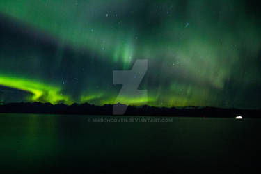 Northern lights Alaska  2