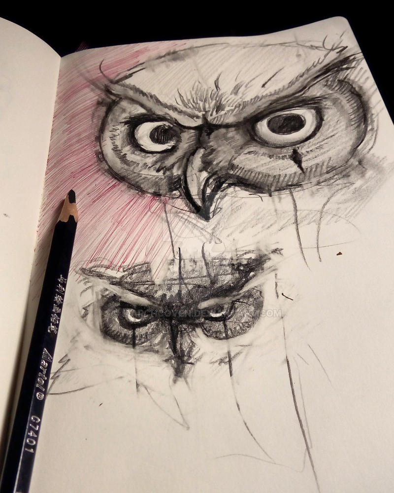 Owl 617 by MarchCoven