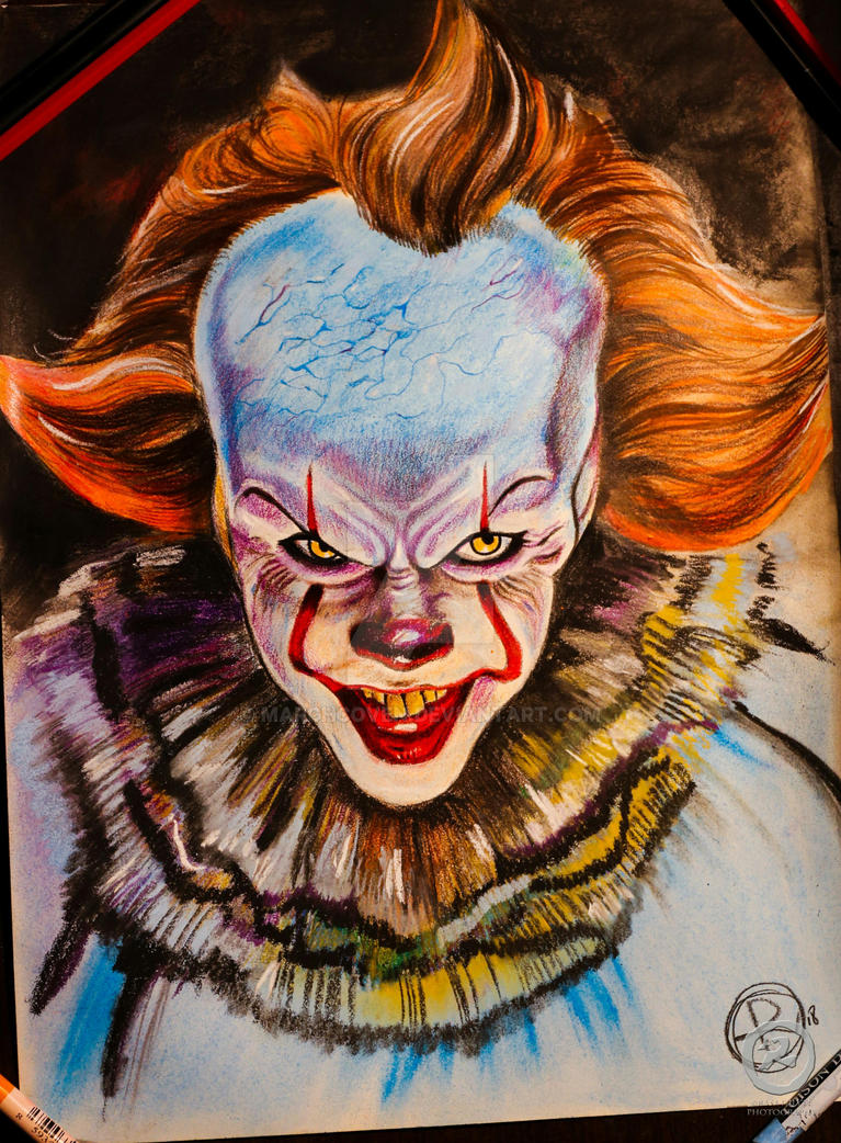 Pennywise by MarchCoven