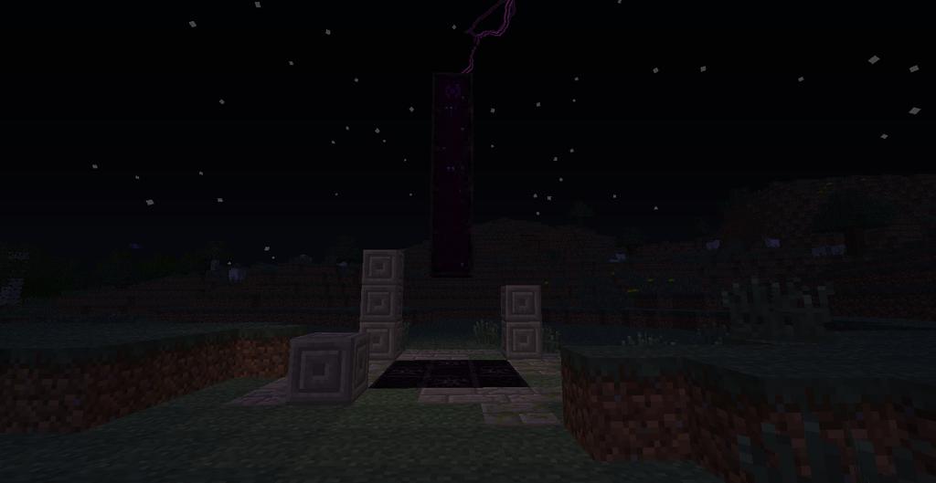 Dark Ruins by Minerunner