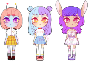 Cheeb Batch (1/3 OPEN) by DiniZee