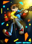V the Rock (Happy Birthday)
