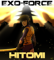 Exo-Force: Hitomi by RRproAni