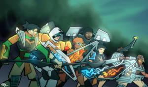 Toa Battle (Screenshot redrawn)
