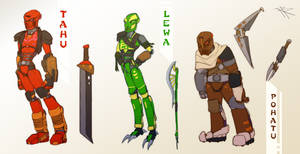 Bionicle G3 Idea