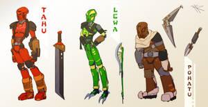 Bionicle G3 Idea by RRproAni