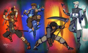 Ninjago Reboot - Round 2