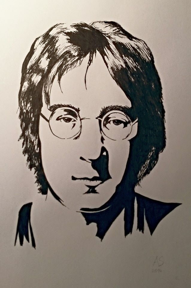 John Lennon by Prototype-Venom