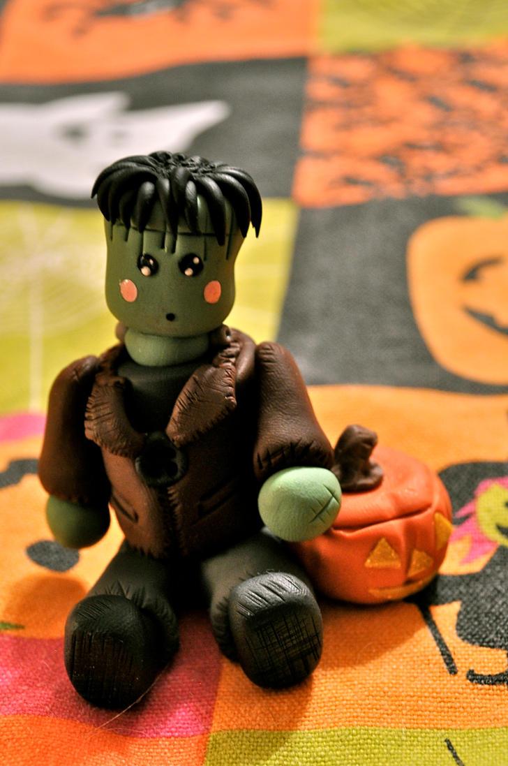 HB 1: Frankenstein's Monster by Misty-Dawn