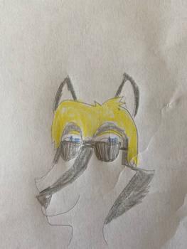 Troy the Muscular Fox (for Stevenafc11)