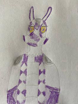 Purple Haze Lucy