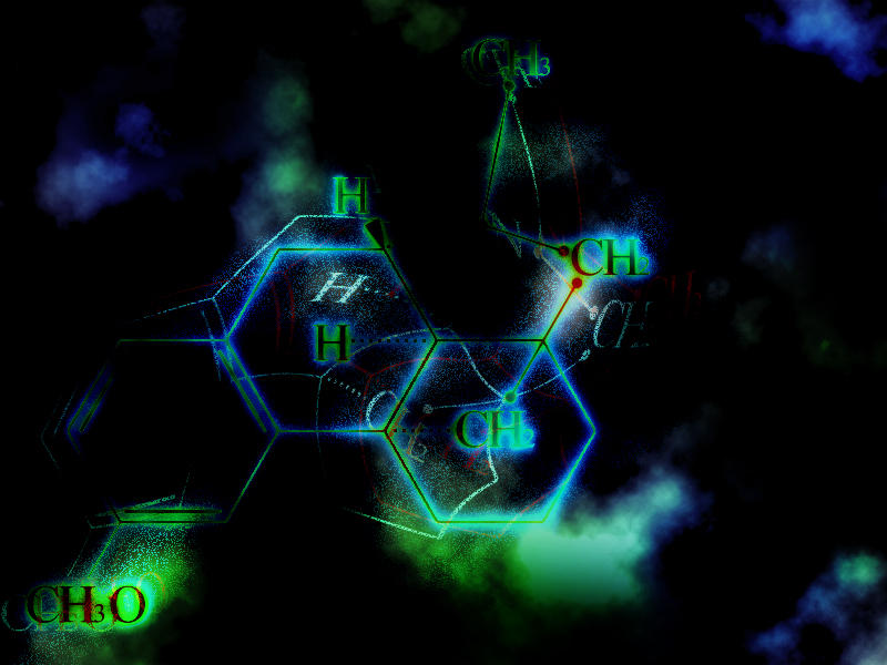molecules 2 wallpaper - photo #40