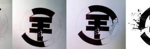 Tokio Hotel symbol - process