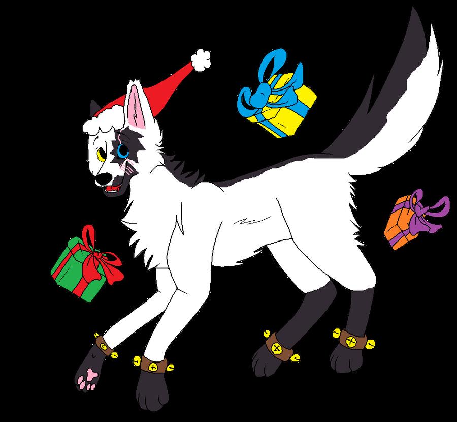 Happy Holidays by FangAlphaWolf