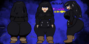 Megumi... The Big Assassin With Extreme Ass...