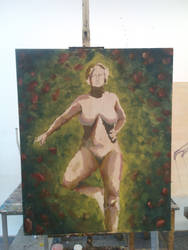 figure by Gonsart