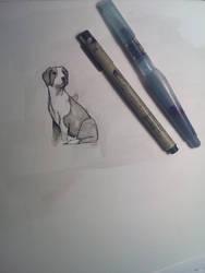 Sketch by Gonsart