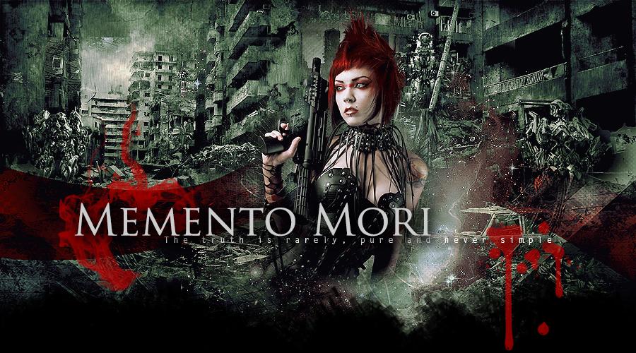 Memento homo quia pulvis est, et in pulverem reverteris Memento_mori_by_faeledhel-d5xqemf
