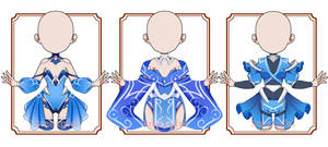 OUTFIT ADOPT 05-AUCTION *DEEP IN BLUE* (OPEN) by SmexyFel