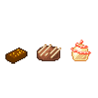 Chocolate Cake Pixel Art : Chocolate Pixel Art by varietyarts on DeviantArt