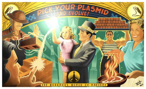 Pick Your Plasmid