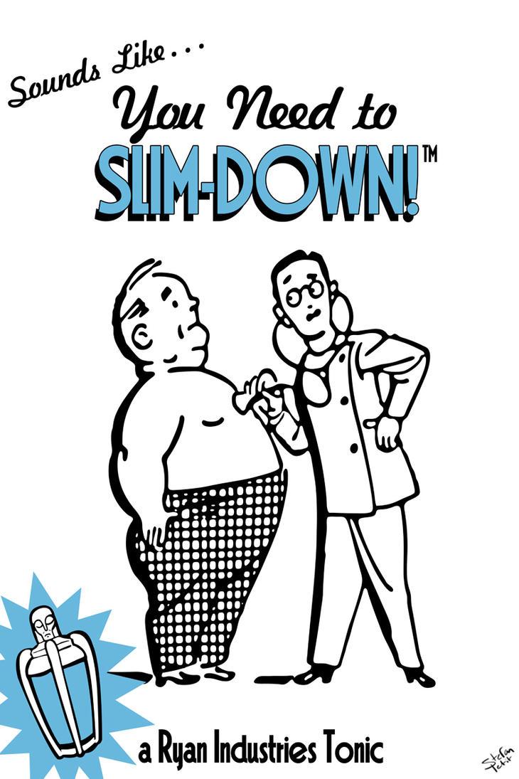 Slim Down Tonic by Spetit05