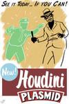 Houdini Plasmid
