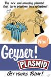 Geyser Plasmid
