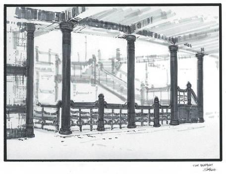 The Bradbury sketch