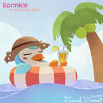 Sprinkle in Canicular Days