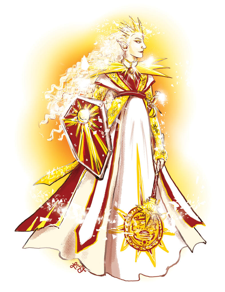 Commission - Liella Meliamne by ladyyatexel