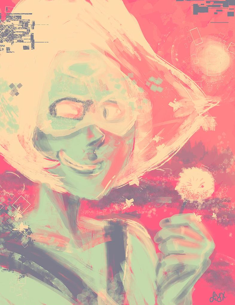 Color Meme - Peridot by ladyyatexel