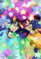 Plastic Stars by ladyyatexel