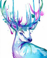 the fucking deer by ladyyatexel