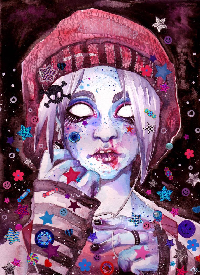 ghoulish by ladyyatexel
