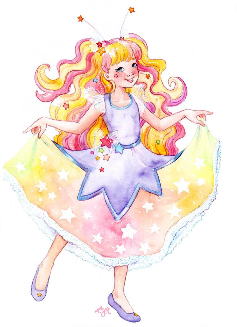 Miss Rain Star by ladyyatexel