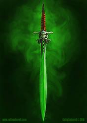 Fantasy Sword by Colin-Ashcroft