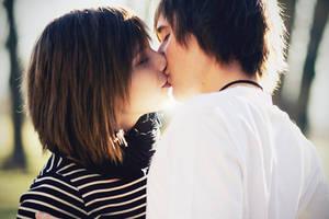 kiss me by Rinksy