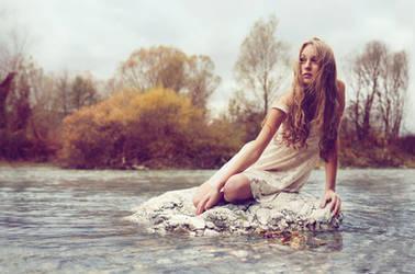 mermaid by Rinksy