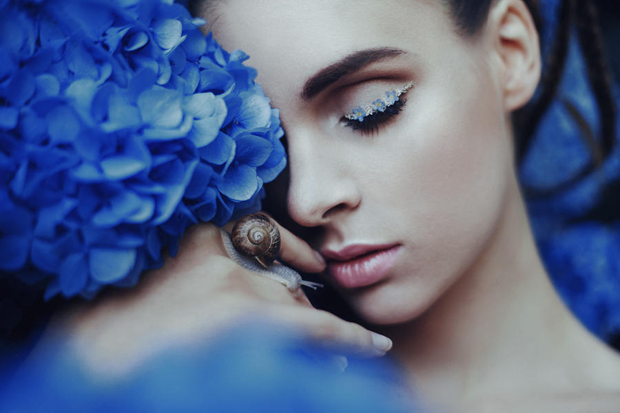floral dream by Rinksy