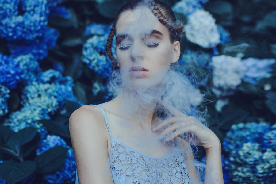 mystic blue by Rinksy