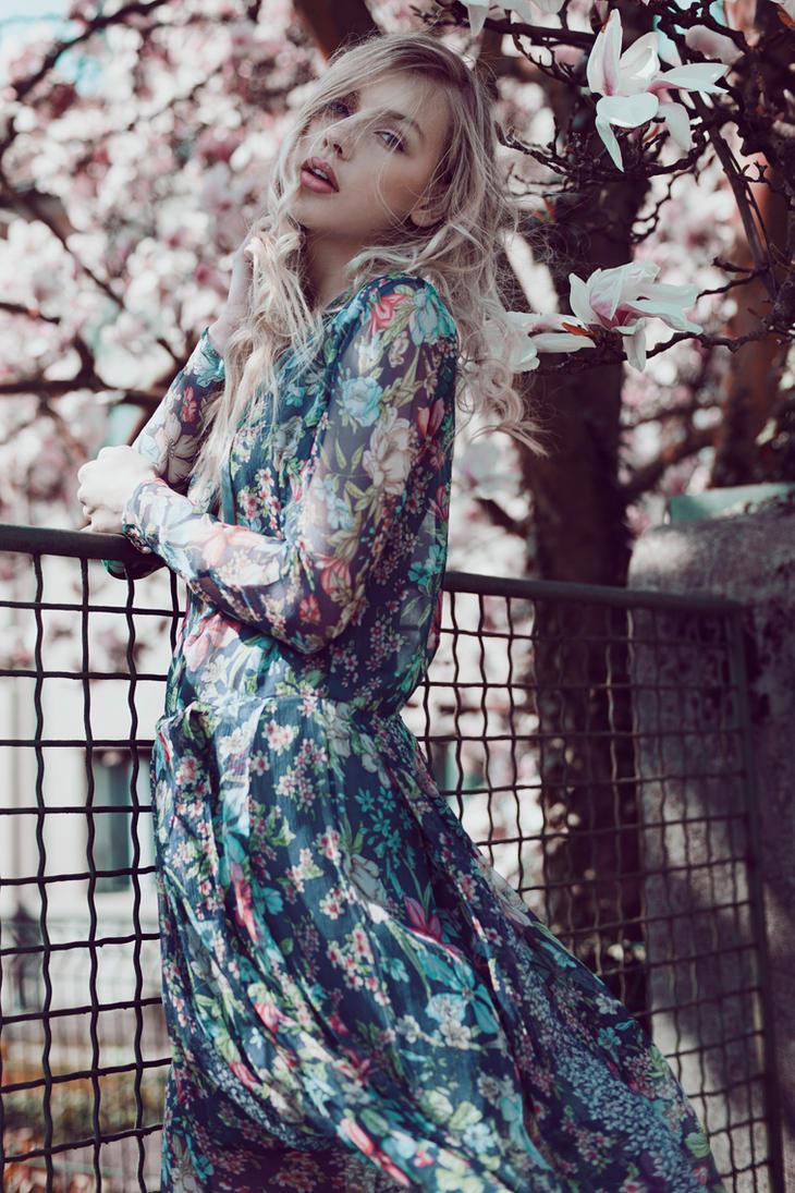 in bloom i. by Rinksy