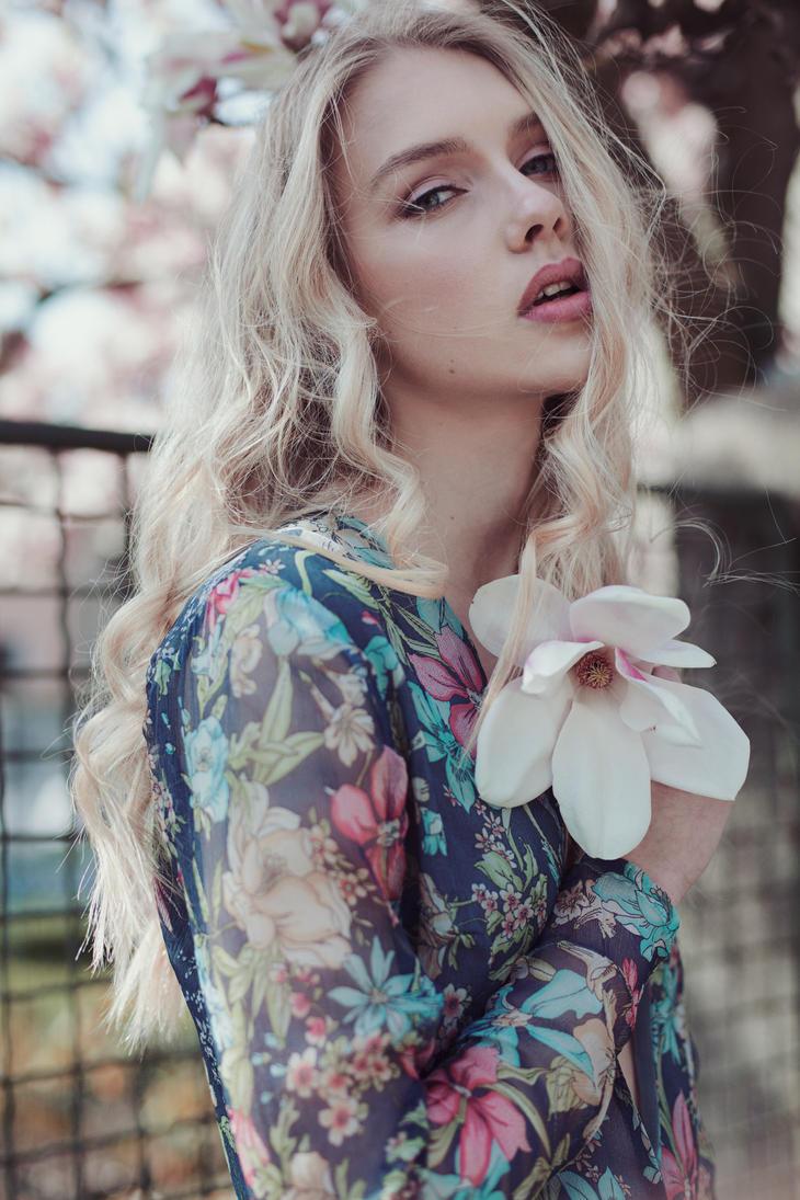 in bloom ii. by Rinksy