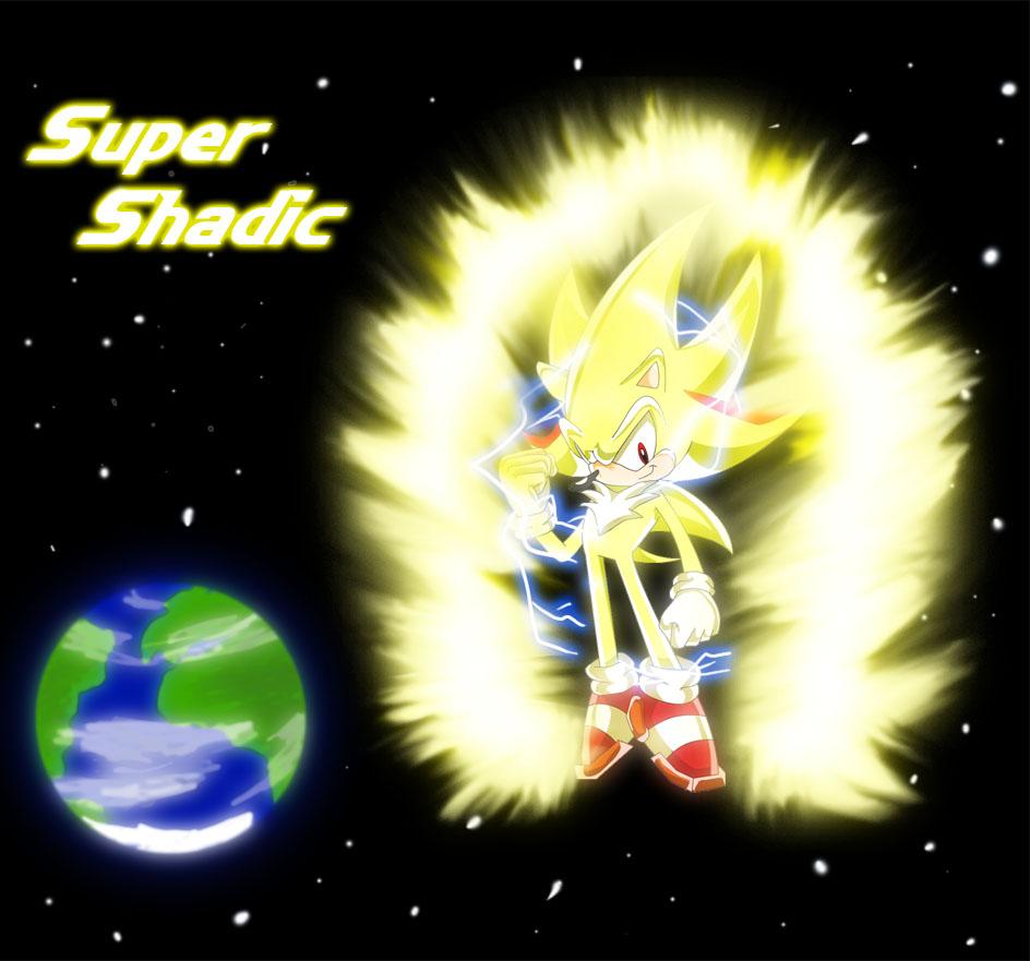 Super Shadic by Chakra-X on DeviantArt