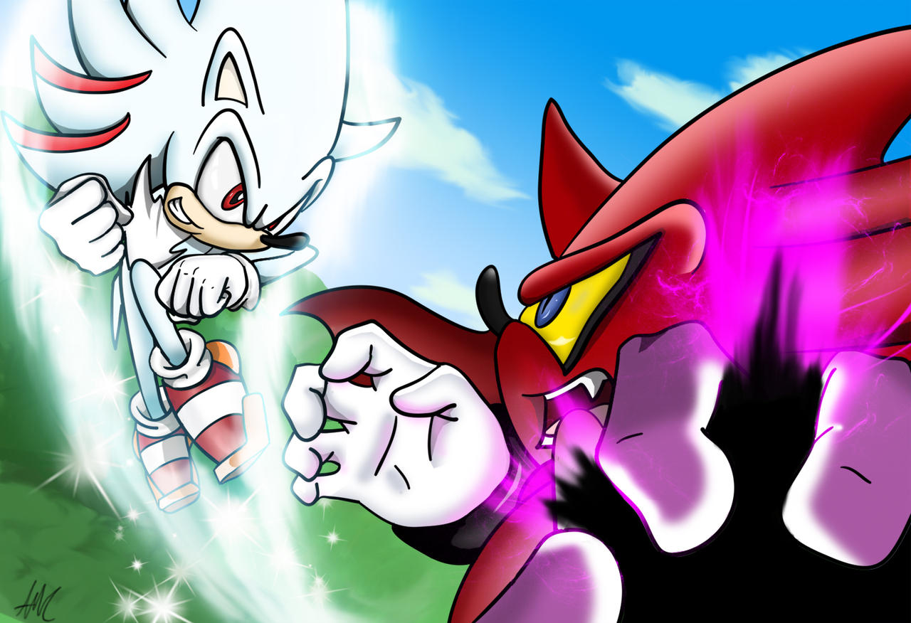 Shadic vs Nazo Wallpaper by ChakraX on DeviantArt