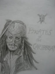 Jack Sparrow-POTC:3 by Captain-Paul-Falcon