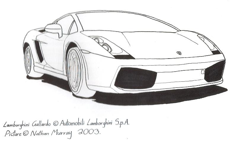 Lamborghini Gallardo Big By Muzz Dogg On Deviantart