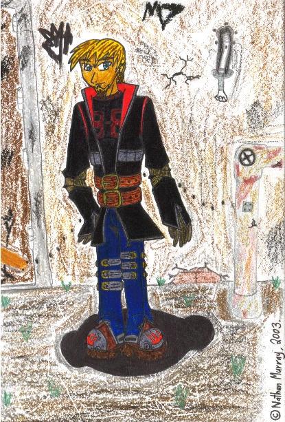 Goth Midget 15