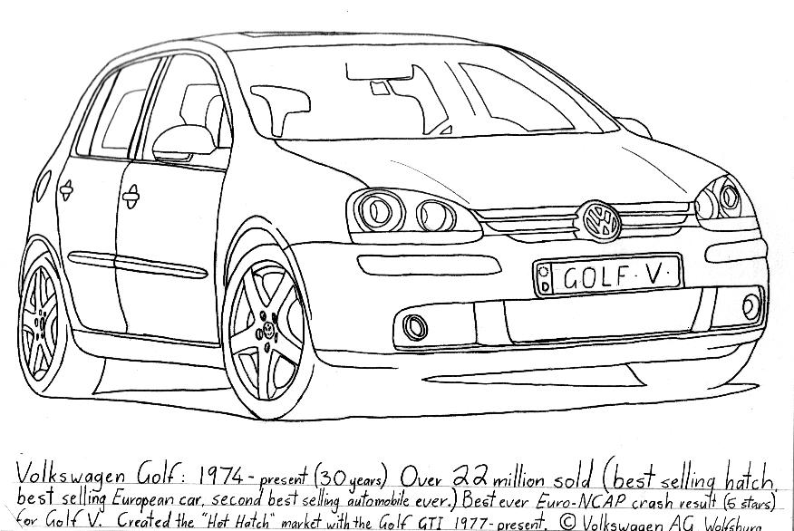 vw golf mk v by muzz dogg
